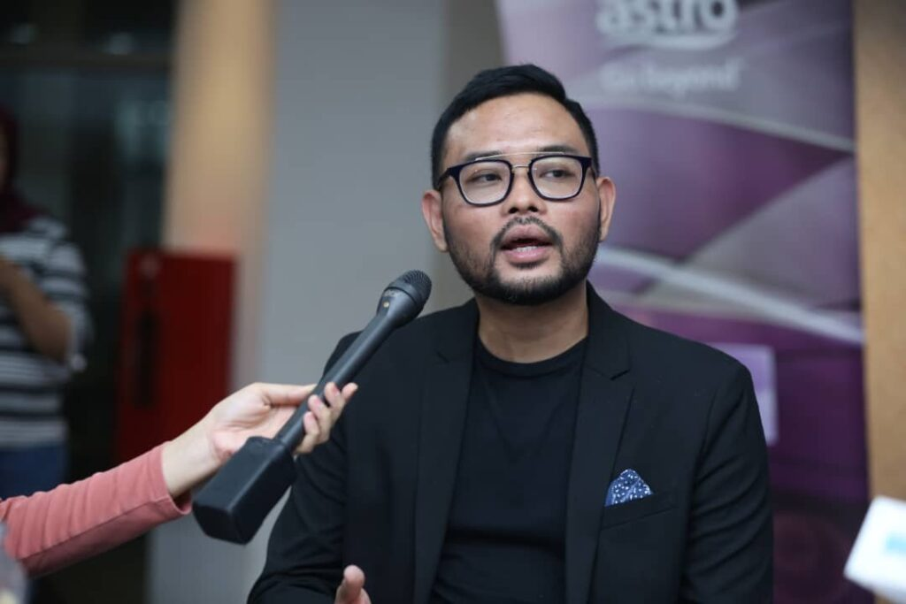 Naib Presiden Strategi Pembangunan Kandungan Hiburan Melayu Astro, Raqim Ahmad